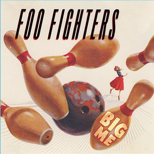 Your first little single is from the great band the Foo Fighters🎳 #foofighters #3inchrecord #rsd #recordstoreday #crosley #crosleyradioeurope #vinylcollection #vinylcollection