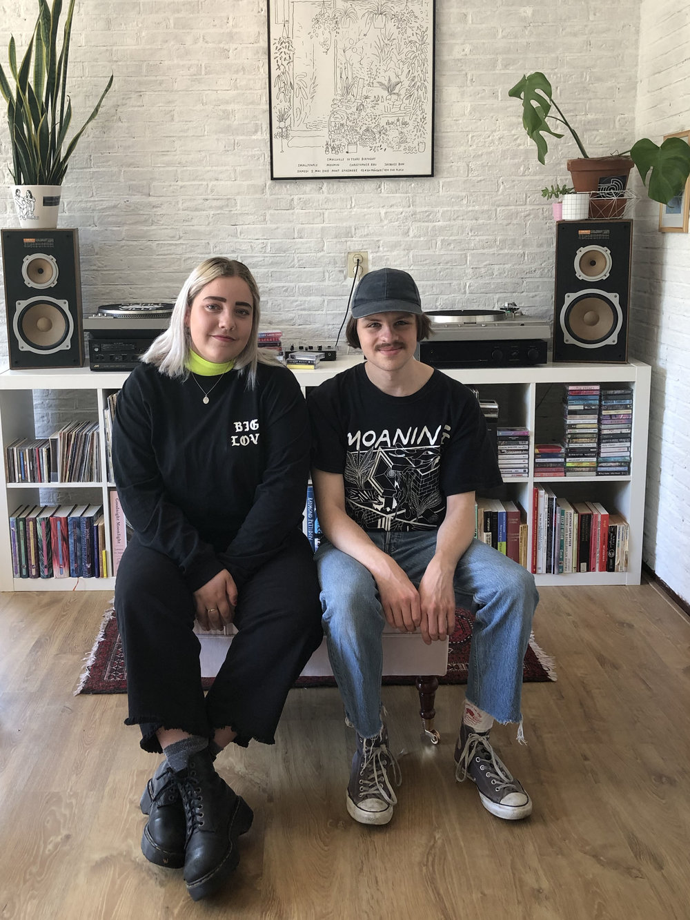 Jente & Jasper | Founders of Coaster Records