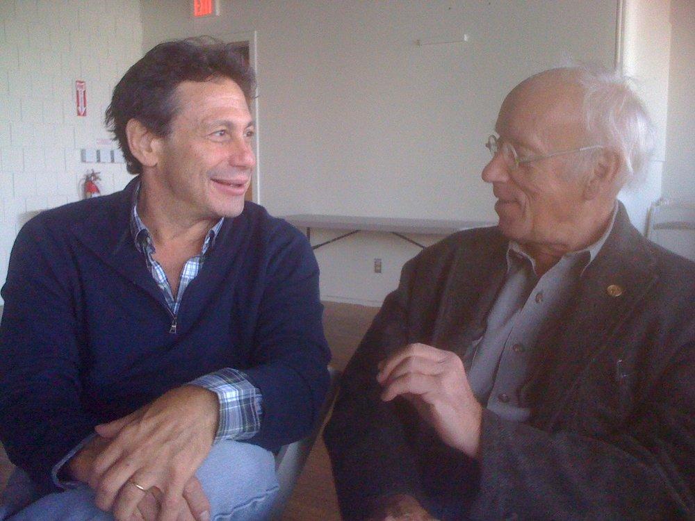 Gordon Edlestein and Eugene Lee
