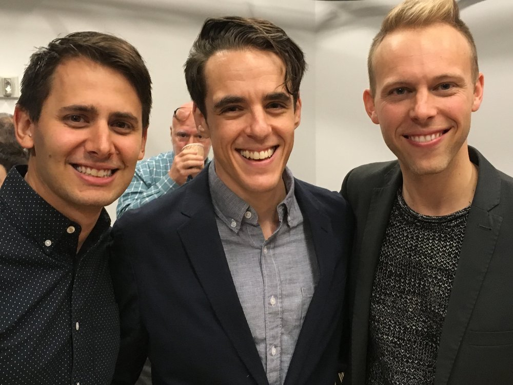 Pasek, Steven Levinson and Paul