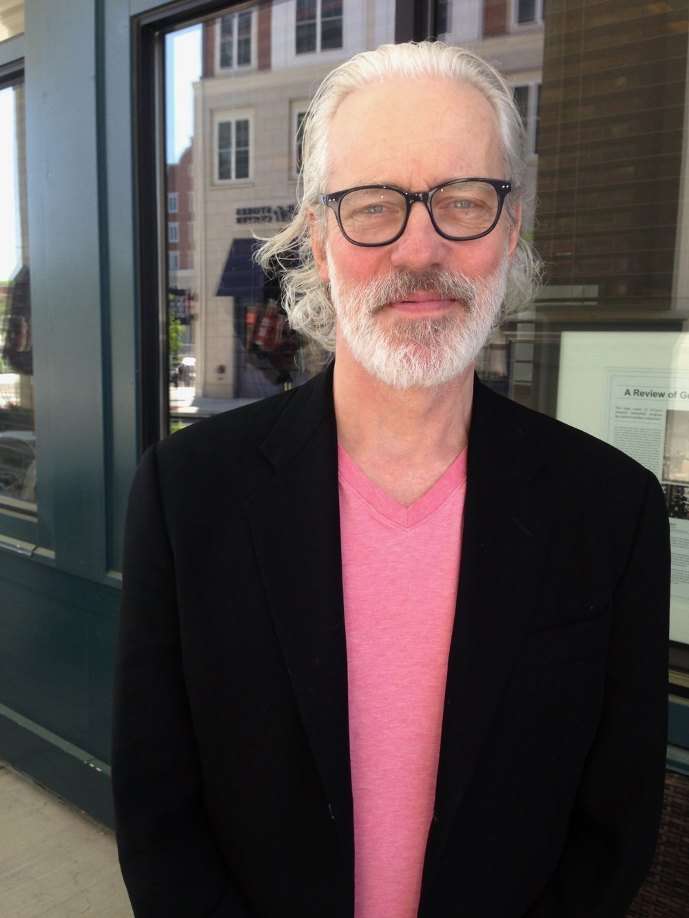 Terrence Mann (Frank Rizzo photo)