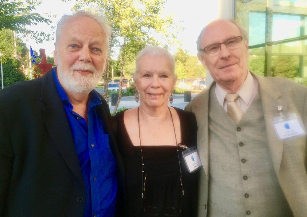 Director John Tillinger, Anne Keefe, Paxton Whitehead