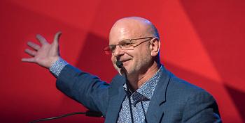 Director Michael Wilson, presenter