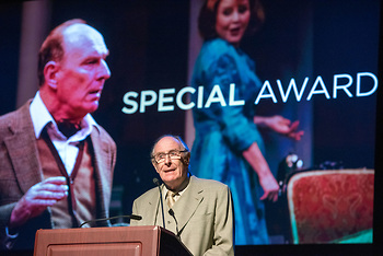 Veteran actor Paxton Whitehead received a special award for his lifetime achievement the theater.