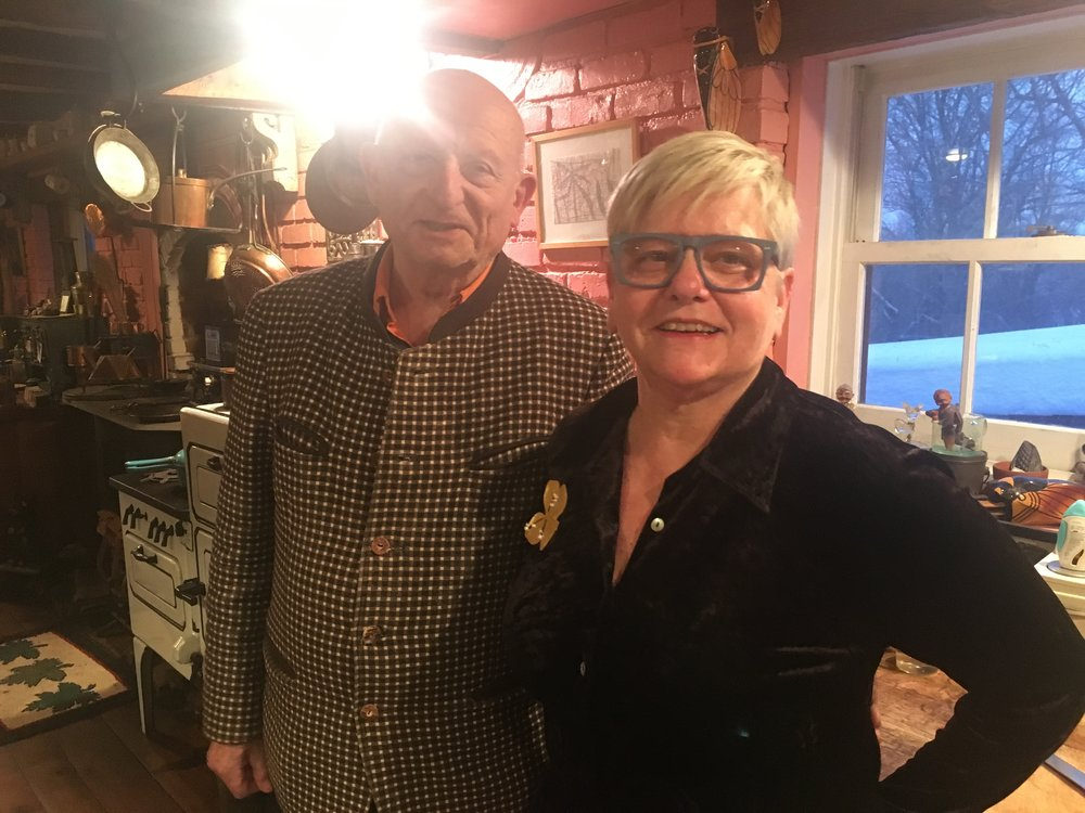 Bernard and Carole.