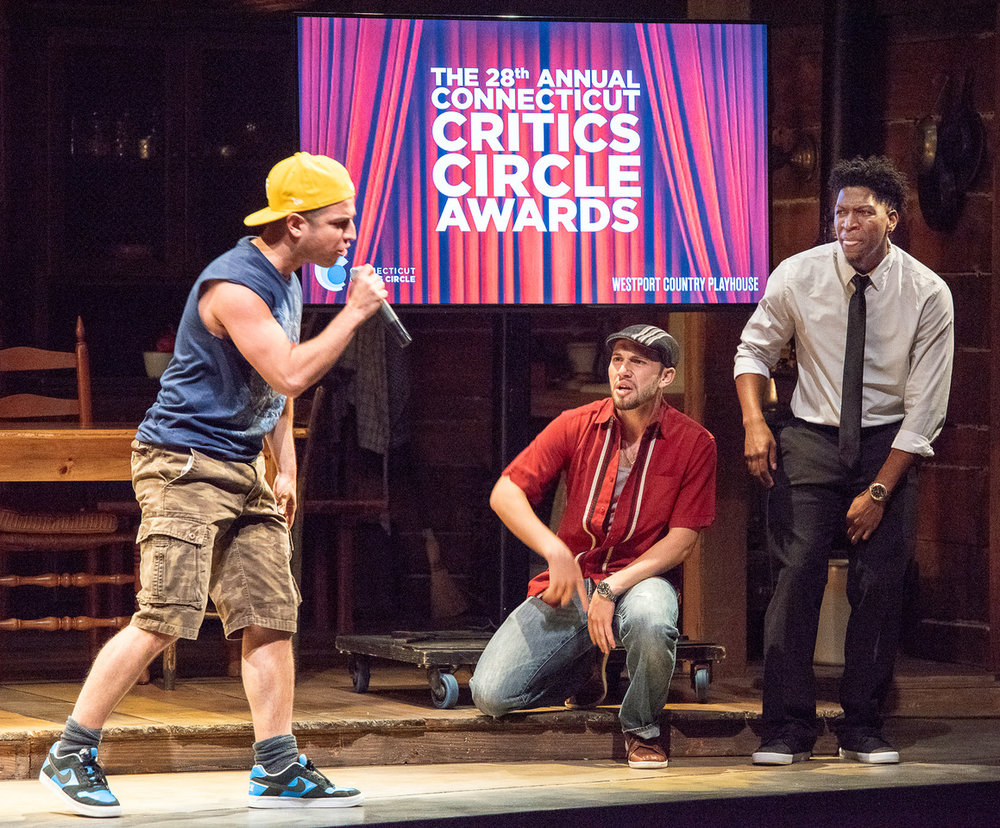 A MUSICAL NUMBER FROM PLAYHOUSE ON PARK PRODUCTION OF 'IN THE HEIGHTS'
