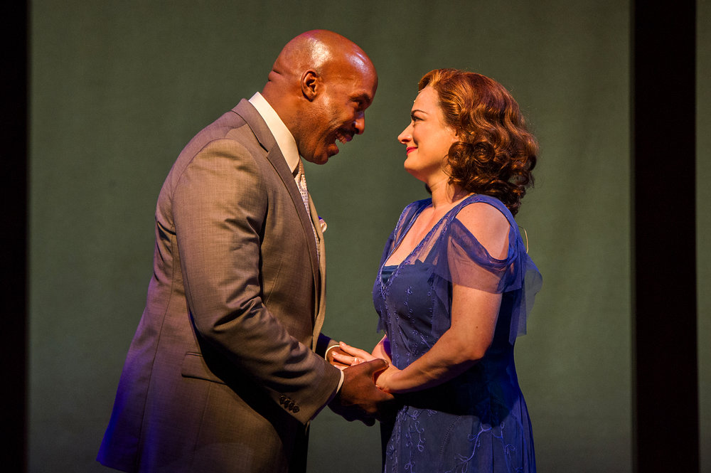 Alan H. Green and Laura Michelle Kelly.
