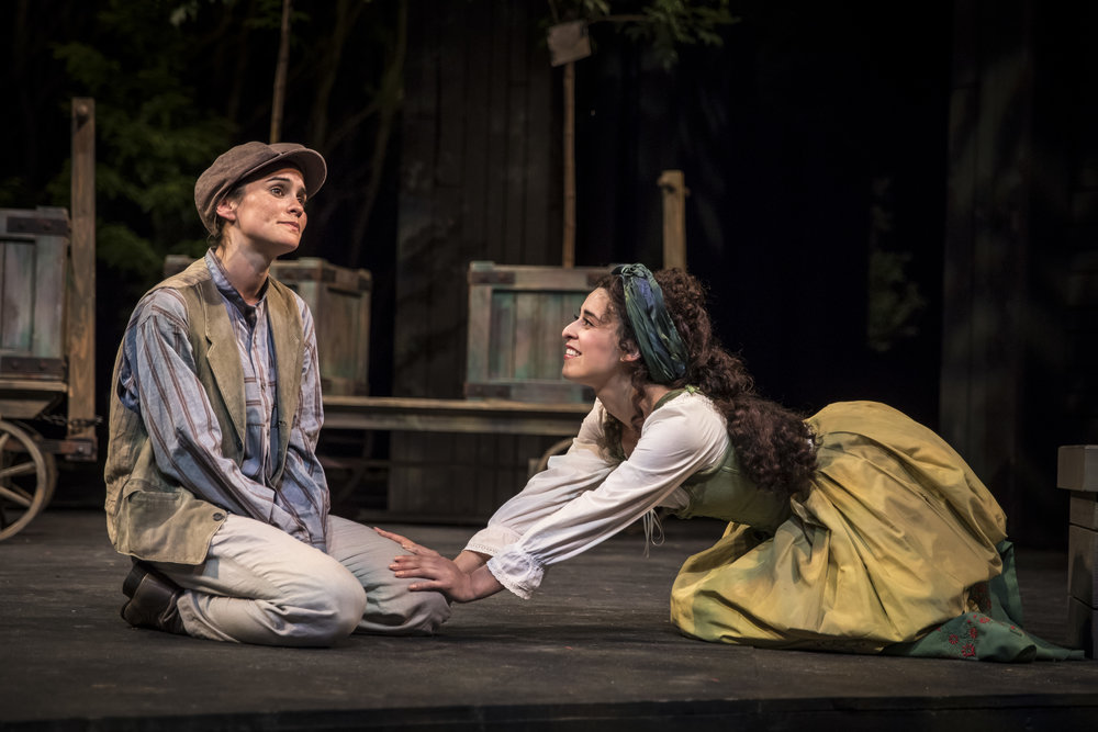 """As You Like It"" with Melisa Pereyra & Andrea San Miguel"