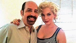 David Krane and Michelle Williams as Marilyn Monroe