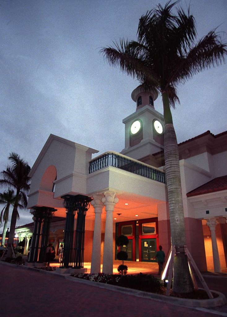 The International' Cartoon Museum in Boca Raton, Fla.