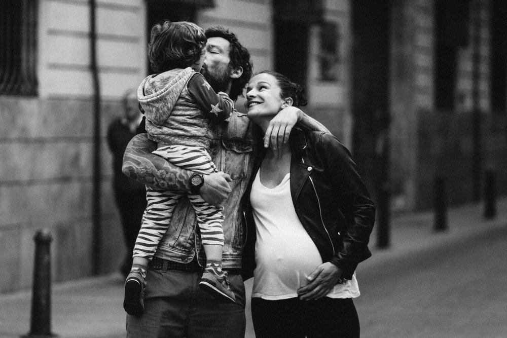 Embarazo de Miriam