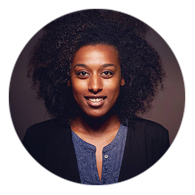 CLORAMA DORVILIAS, UX RESEARCHER & DESIGN FELLOW AT CODE FOR AMERICA