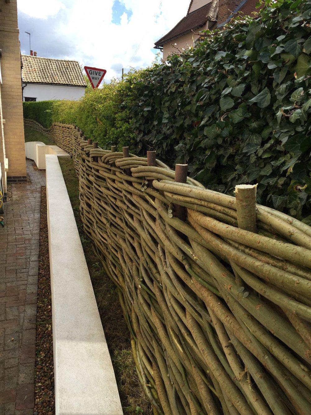 Boundry Fence