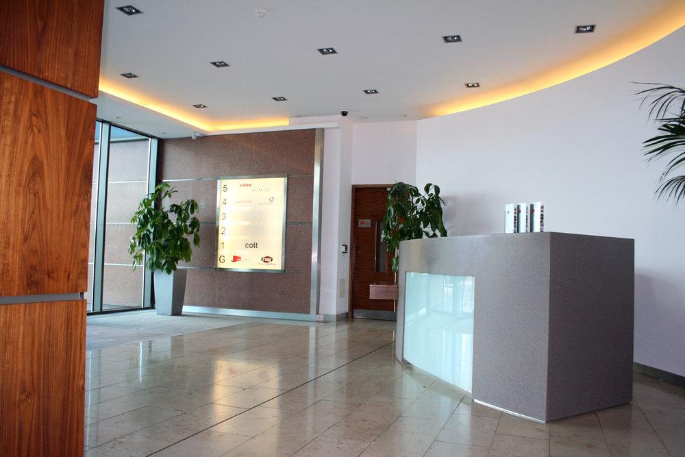 Gateway Reception