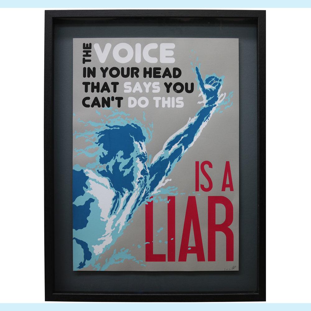 Is A Liar