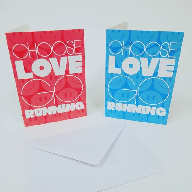 The last few months I have been working on designing and printing new greeting cards for runners and believe me when I say it was not easy.😐 . Working out the messages on the cards and the occasions for when they would be used was easy (I am a runner after all). It was the designing part I found tricky. My first sketches were pretty bad. I was adding to much information and to much imagery on a A6 cards. 🤪 . So I went back to basics and designed two fonts from scratch and kept the images simple by own using emoji. 🤯 . As soon as I done this I was so happy😁, it felt like a huge breakthrough and I think the cards look great (even if I do say so myself). I have designed 16 new greeting cards with message from believe you can, good luck marathon cards to sorry to hear you are injured cards. You can find all of them on the website, link is on my profile. . The lesson I am taking away from this project is, sometimes steping back from a project and go back to basic is actually a huge leap forward. . Hope you enjoy them. . . . . . . . . . . . . . . . . . . . . . . . . . . . . . . . . #greetingcards #runnersworld #runningcards #cardsforrunners #londonrunners #chooselove #wimbledon #wandsworth #wimbledonartstudios #giftsforrunners #runningmotivation #runningcommunity #runnerslove #allaboutrunning #greetingsfromlondon #runnersgifts #runninggifts