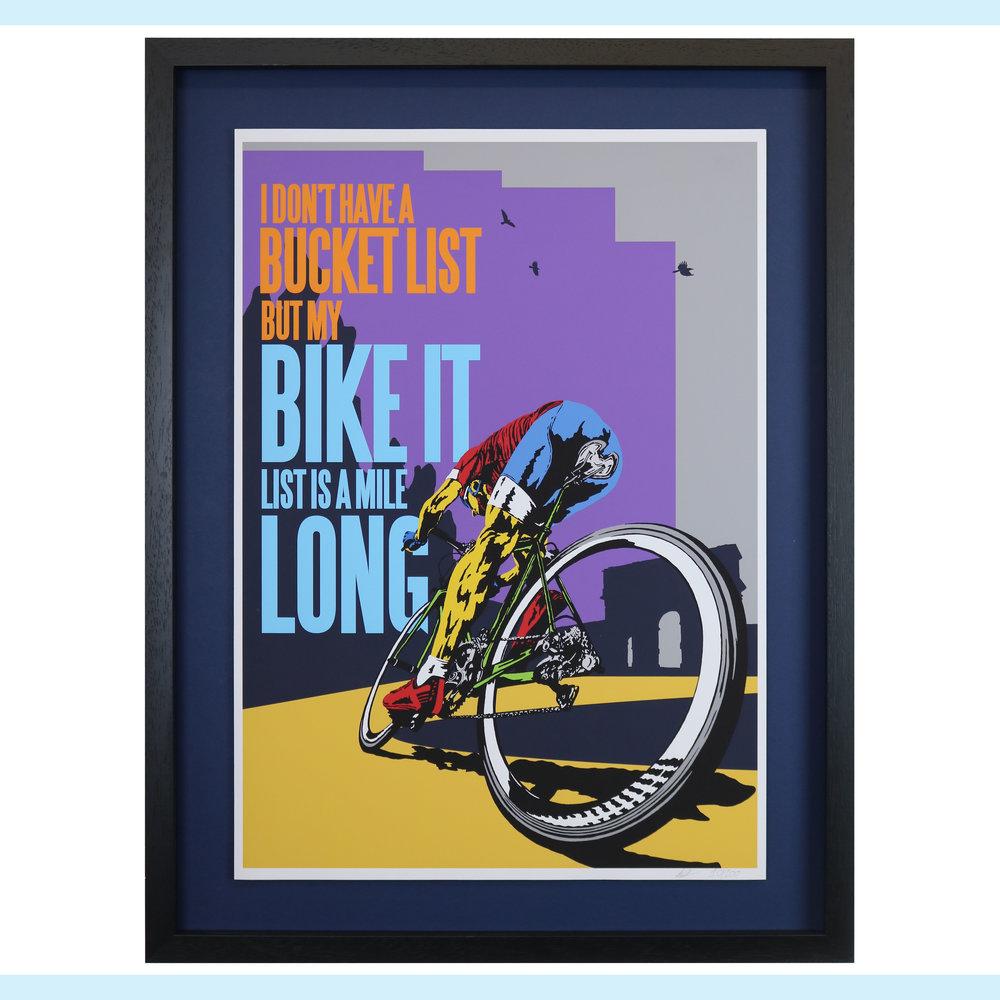 Bike It List