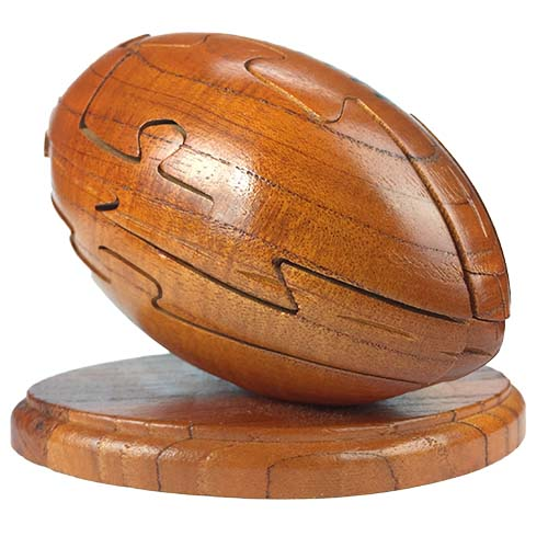 Football  Item #: US002 UPC #: 852425006569 Case Pack of 6