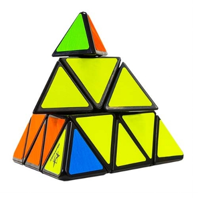 Pyraminx Item #: MP9163 Image Link Text Description