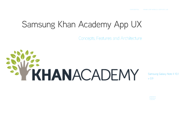 Khan Academy App Logo