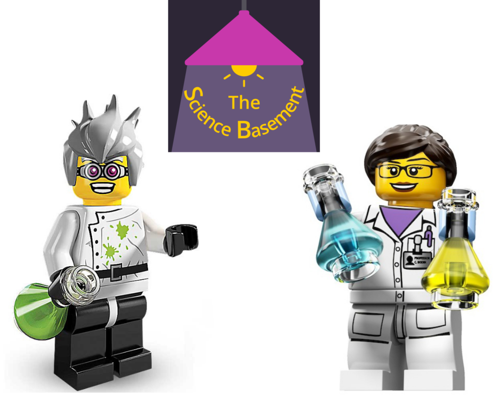Welcome to The Science Basement's LEGOT Lab! - A fun way to learn science