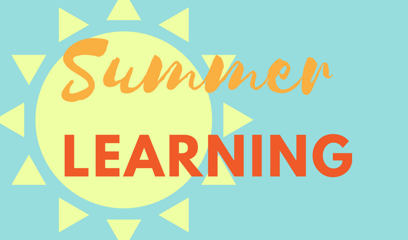 Summer Learning — Sangamon Valley Schools