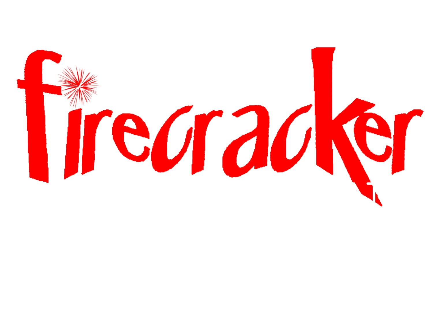 Firecracker Department