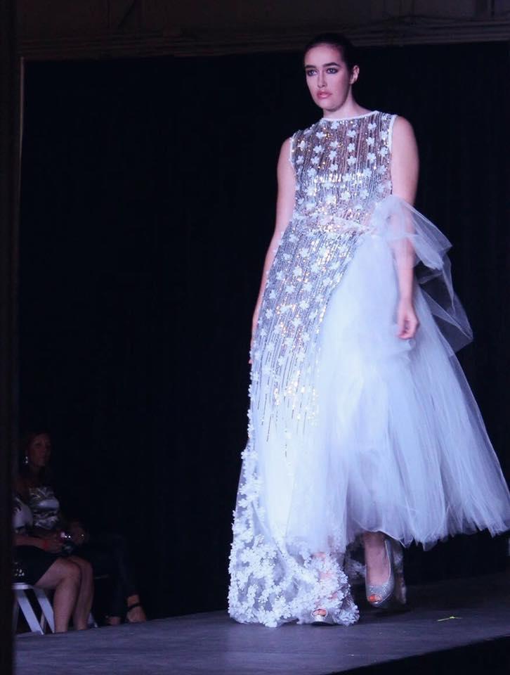 Designer: Londa Msanii / Model: Cassy Wahl
