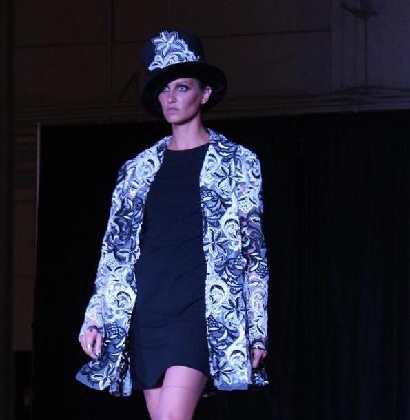 Designer: Londa Msanii / Model: Janel Eppolito