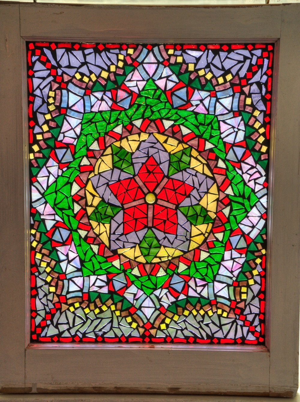 Braden Lane Window - SOLD