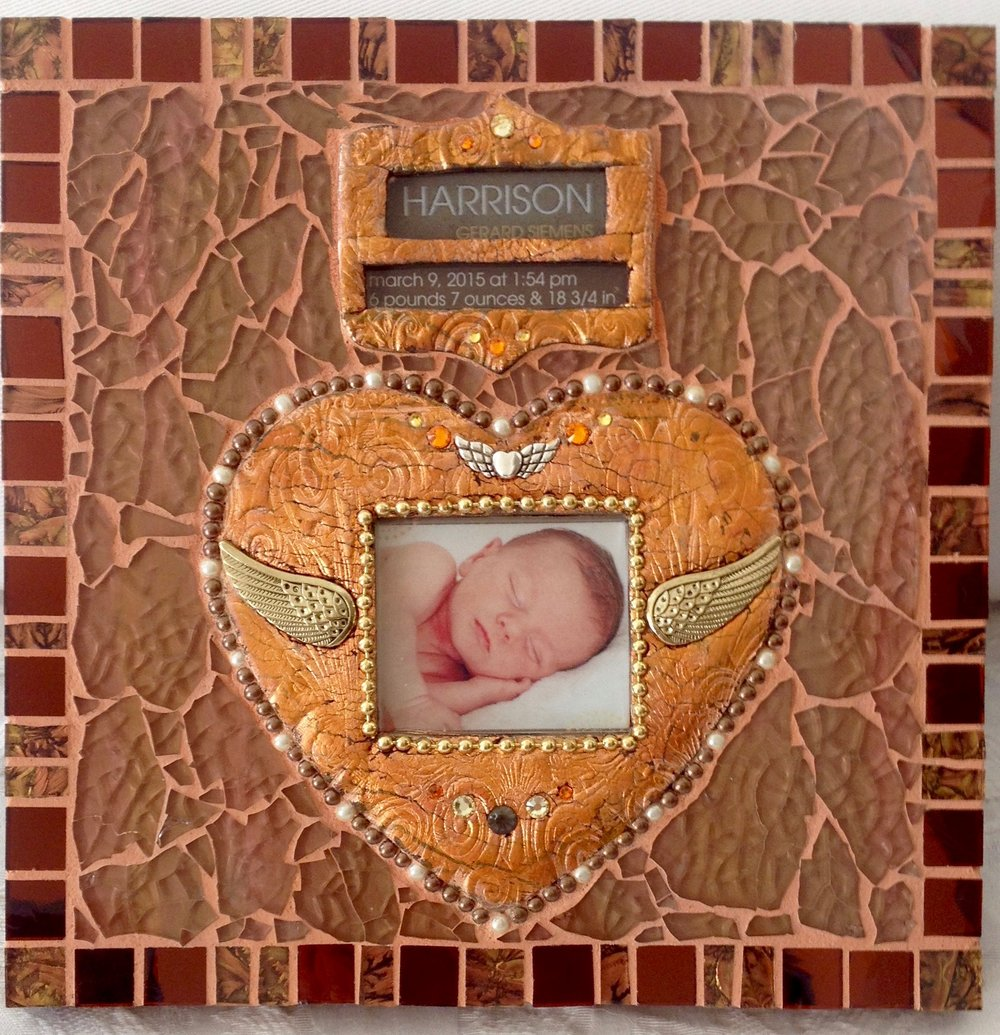 Harrison, Birth Tile