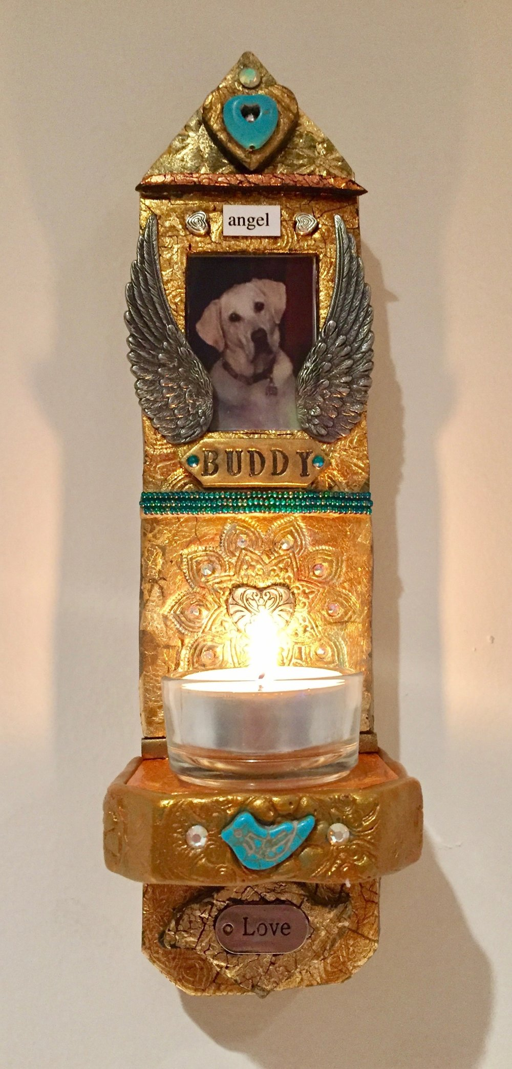 Buddy, Pet Memorial