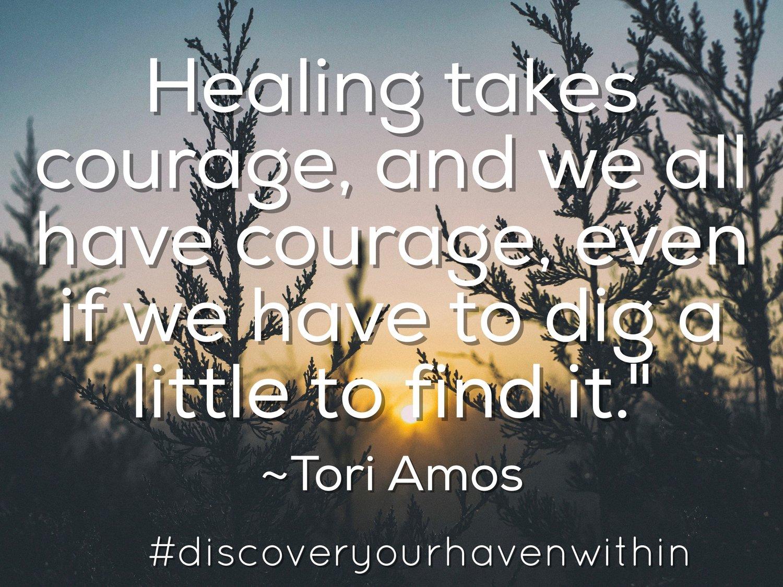 Danielle LaRock — Healing Healers