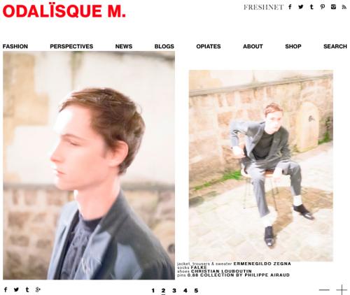 Odalisque Magazine