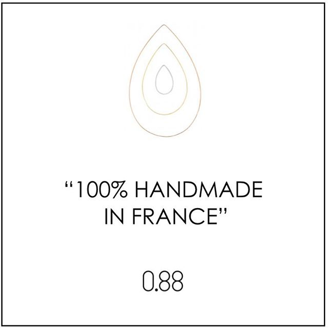 Did you know that all our products are 100% handmade in France ?  We believe in supporting the local french craftmanship by having all our products made with our artisans in Paris and in Angoulême ✨ - Le saviez vous? Tous nos produits sont réalisés en France et à la main, Car c'est important pour nous de soutenir le savoir faire et le made In France ✨ - - - - - #088 #088jewelry #designbyPhilippeairaud #handmadeinfrance #handmadejewelry #craftmanship #savoirfaire #artisanat #paris #france