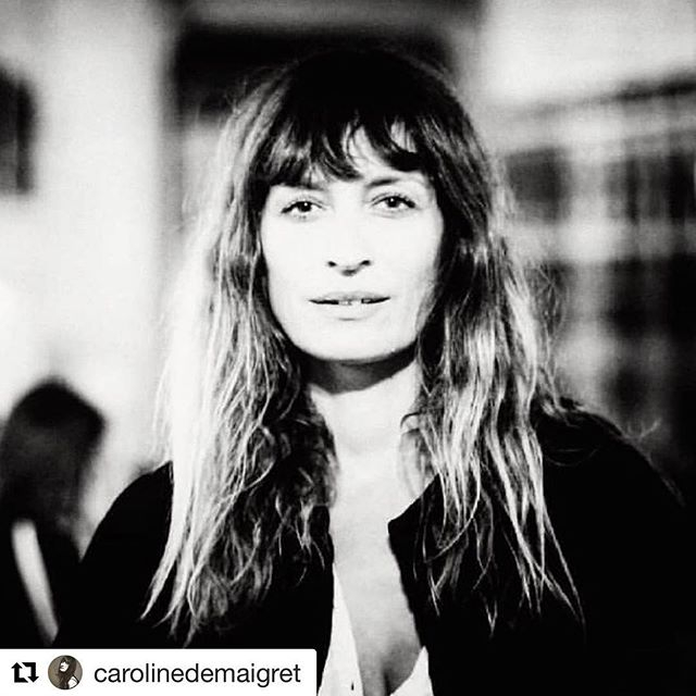 Happy birthday to our favorite Megalomaniac ✨ - #Repost @carolinedemaigret ・・・ I just wanted to post this picture of me and i couldn't find anything funny as a legend that way I could hide behind the humor while truly I'm just being completely megalomaniac Photo @d.apskos #088 #088jewelry #ambassador #muse #carolinedemaigret #beauty