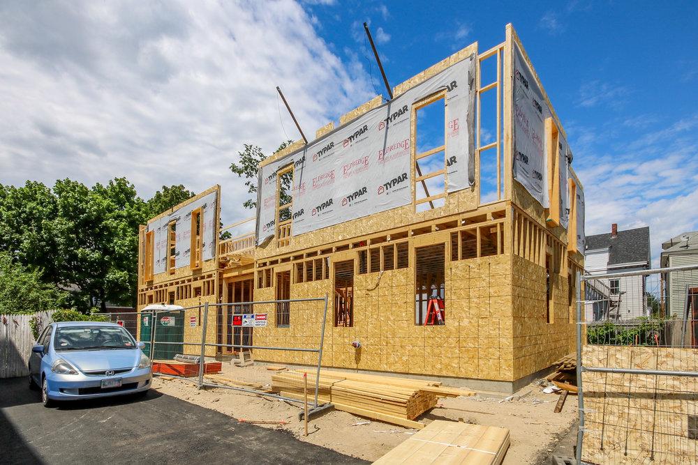 Exterior Construction Update - 7/12/18