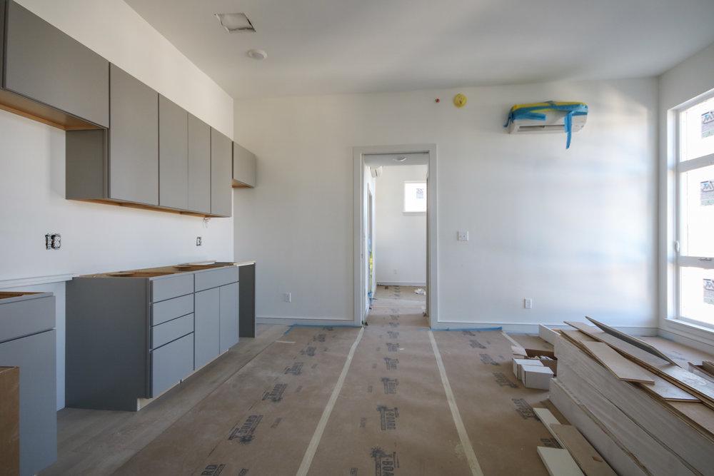 Interior Construction Update - 12/9/18
