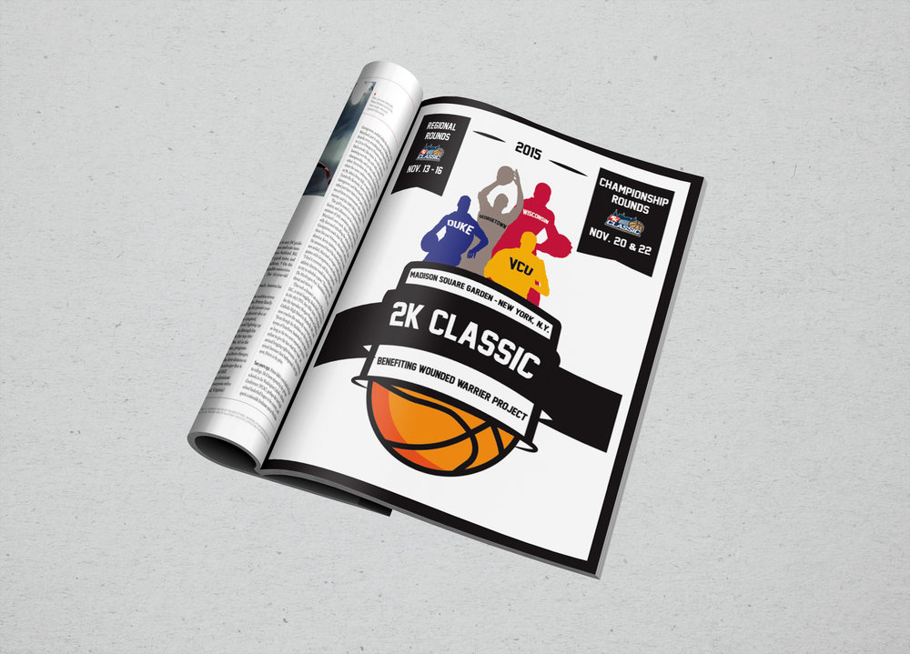 2K BASKETBALL TOURNAMENT CAMPAIGN