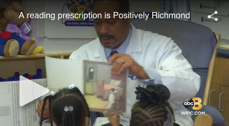 Dr. Richard Bennett is  Positively Richmond .