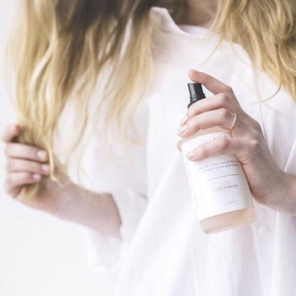 Skin care can't solve all problems, but it's a great start. - Herbs + Oils BathsUSE CODE: PALM15 for 15% off, expires 11/26, midnight PTCYBER MONDAY: Use code CYBERPALM for free Shipping, domestic orders onlyPopular: Sea + Salt Coconut and Vanilla Hair Mist ($18)
