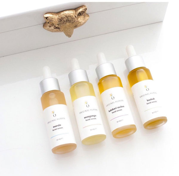 Easy to mix and match with every routine from two steps to ten. Sourced directly from South Africa - Original Human Co.USE CODE:PALMXOH15 for 15% off all your entire purchase, expires 12/01Popular: Mongongo Facial Serum ($20)