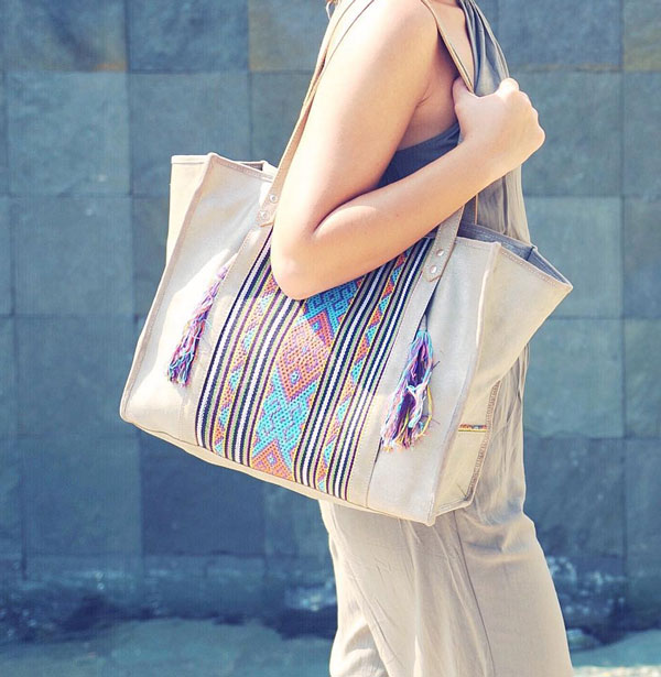 Handbag brand with a mission to help Indonisian artisans rise above poverty. - MahisiUse Code: PALM20 for 20% OFF site wide, endsPopular: Mila Mini Tote ($188)