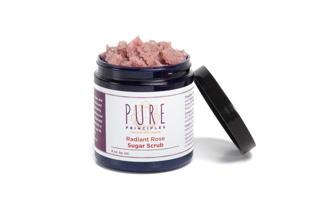 Organically sourced for radiant and healthy skin - Pure PrinciplesUSE CODE:PALMCYBER for 10% off $30Code Valid through 12:00 a.m. November 27Popular: Radiant Rose Sugar Scrub ($20)