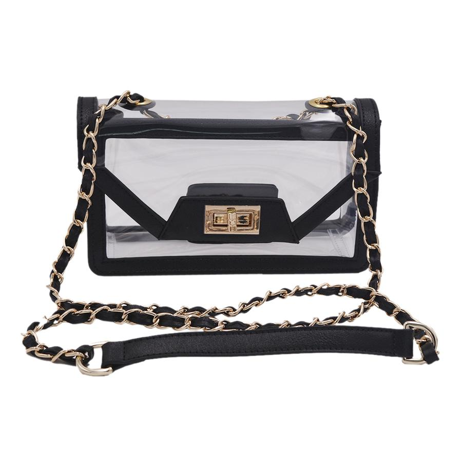 Trendy, stadium approved TRANSPARENT cruelty-free handbags {30% off}{F} - POLICY HandbagsUse code: PALM30 for 30% off everything exclusively for PALM . Valid: 11/22 to 11/24. Does not apply to pre-order stylesPopular: The Mini Cher - Onyx & Gold - Clear Purse