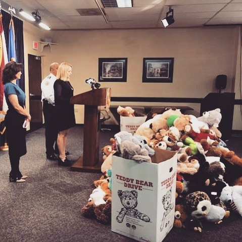 Looking back at our Teddy Bear drive as we are getting ready for our school supply drive in July. Stay tuned for more info!  #tbt #forthekids #teddybears #schoolsupplies