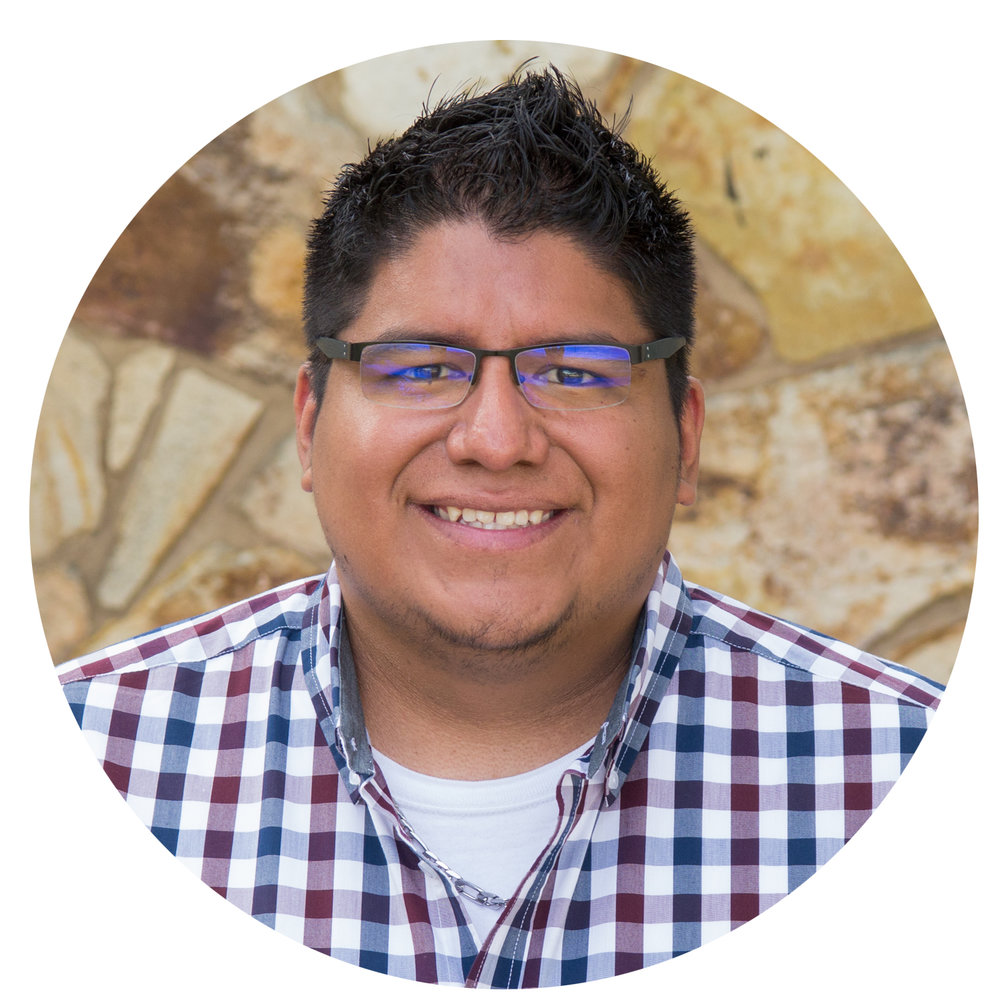 Danny Torrez Youth Minister