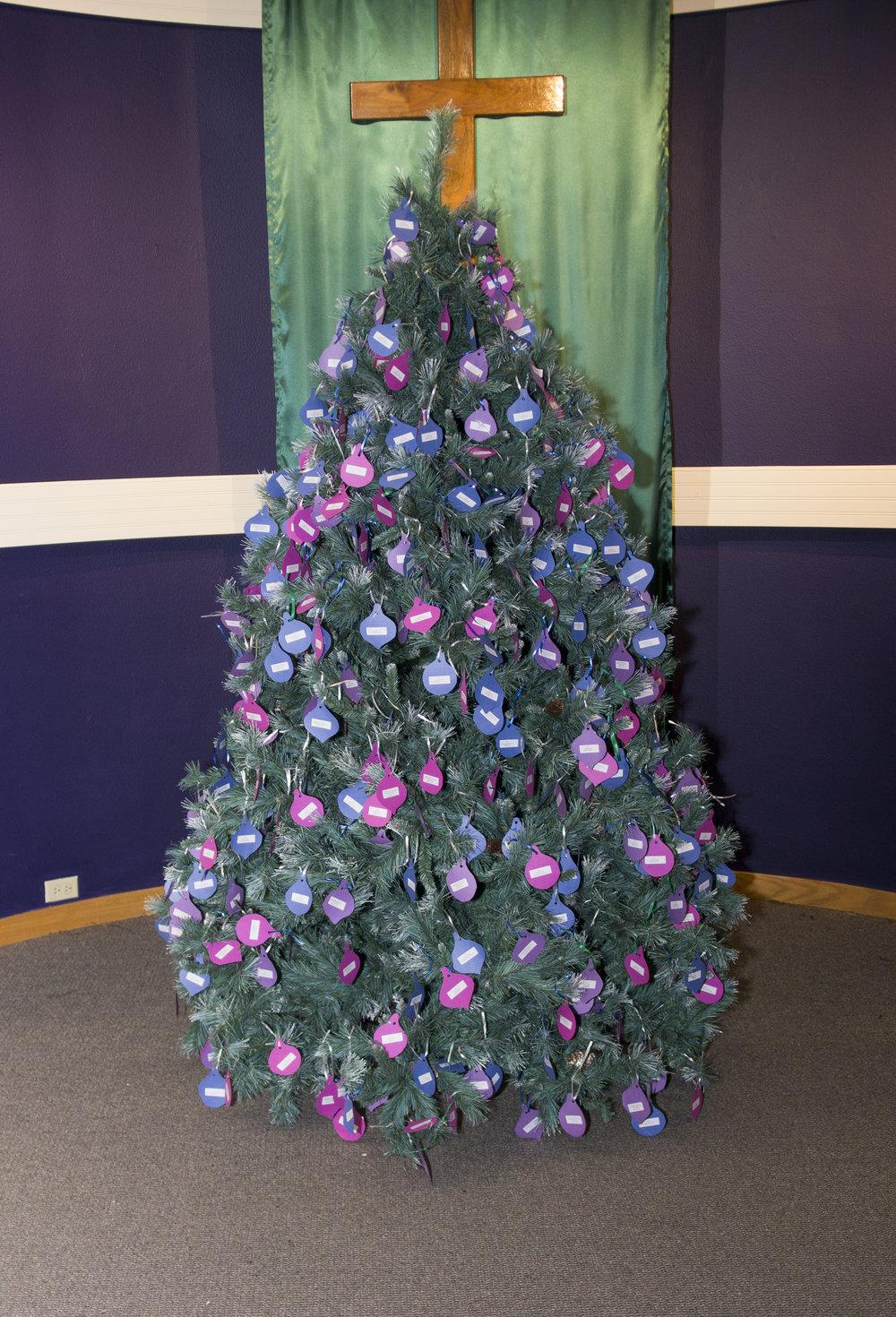 NOW - DEC. 12 - THE GIVING TREE — St. John the Evangelist Catholic ...