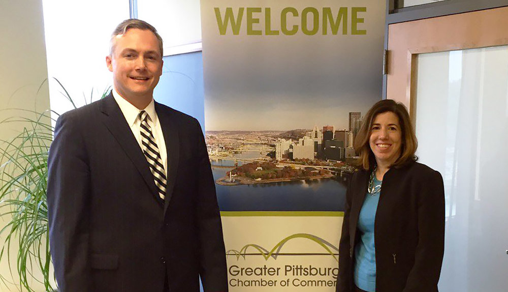 The GPCC hosted PennDOT Secretary Leslie Richards for a roundtable discussion focused on shared priorities to improve transportation and connectivity in the region.