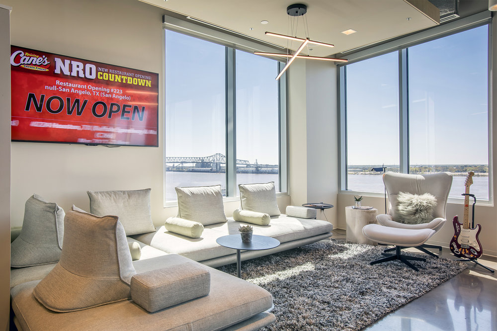 Canes Corporate Lounge